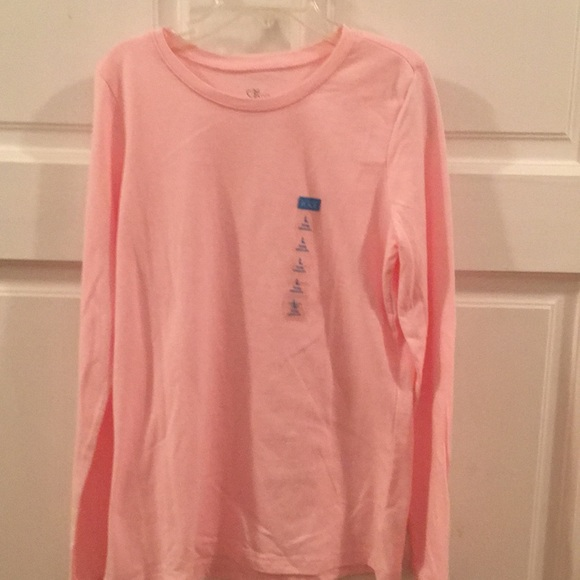 Children's Place Other - Girls long sleeve tee